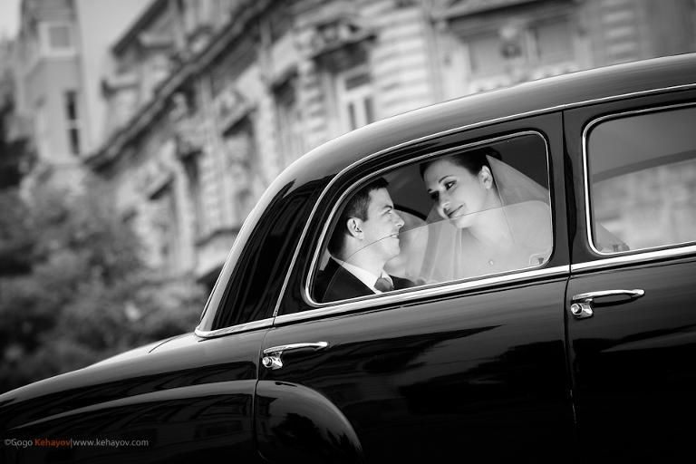 сватбена фотография първо място