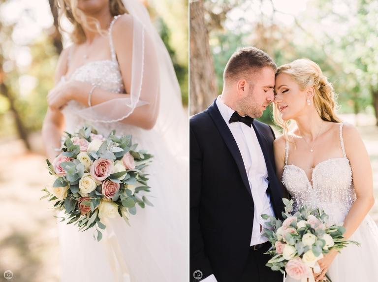 сватбена фотография хилтън фотосесия